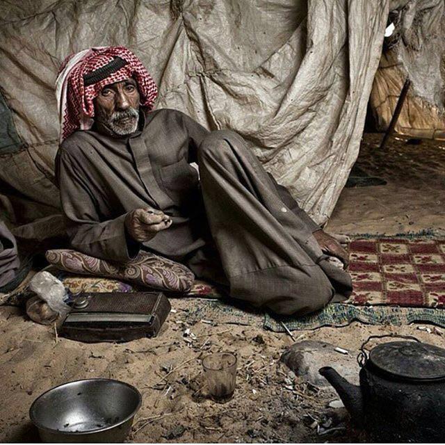 القبائل العائدة قصة وفاء وولاء رغم الظروف