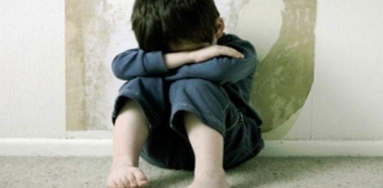 العنف الأسري ضد الأطفال